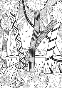 coloring-page-adults-forest-rachel