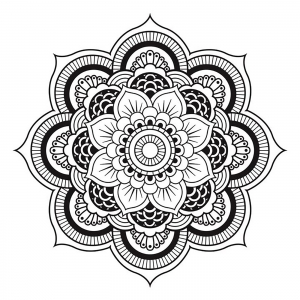 mandala-to-download-free-simple-flower