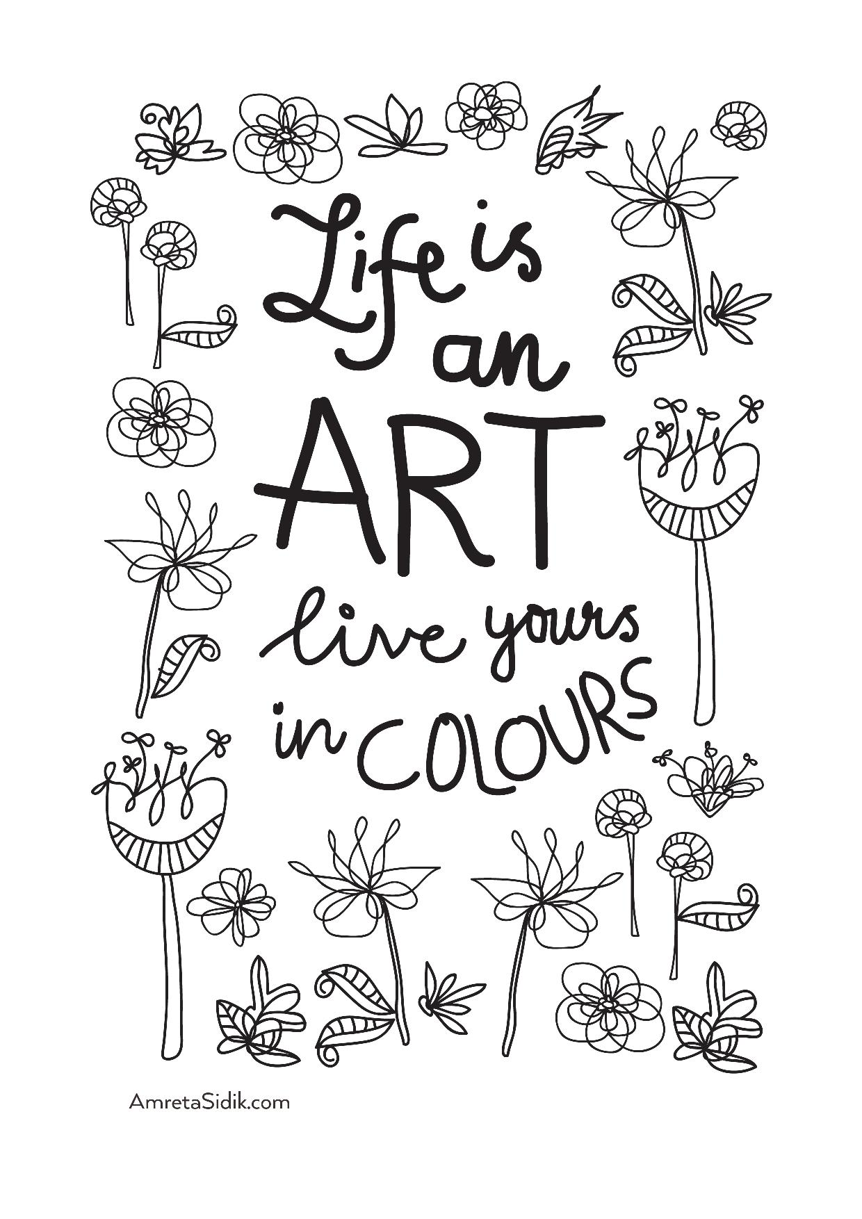 Holiday Coloring Pages Calming Zen And Anti Stress