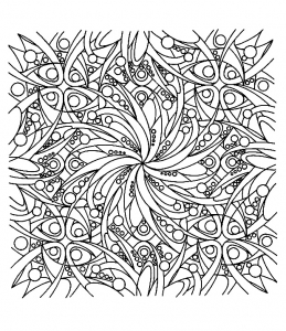coloring-adult-zen free to print