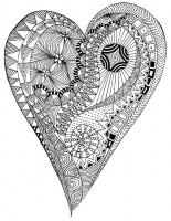 coloring-adult-heart-zen-anti-stress-to-print free to print