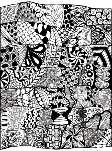 coloring-adult-zen-anti-stress-abstract-to-print free to print
