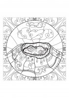 coloring-page-adults-volcano-1 free to print