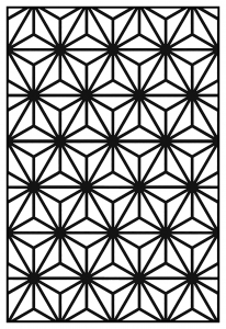 coloring-adult-geometric-patterns-art-deco-10 free to print