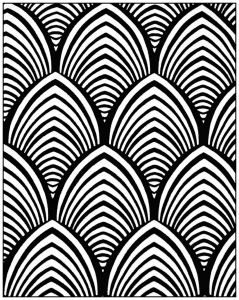 coloring-adult-geometric-patterns-art-deco-4 free to print