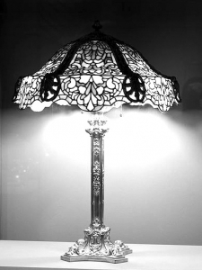 coloring-adult-lampe-tiffany free to print