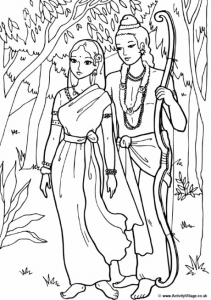 coloring-india-bollywood free to print