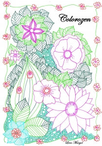 coloring-page-adults-colorzen-leen-margot2 free to print