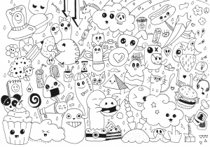 coloring-page-adults-doodle-rachel free to print