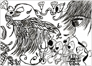 coloring-page-adults-doodle-valentin-2 free to print