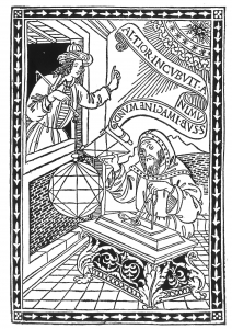 coloring-pages-middle-ages-engraving free to print