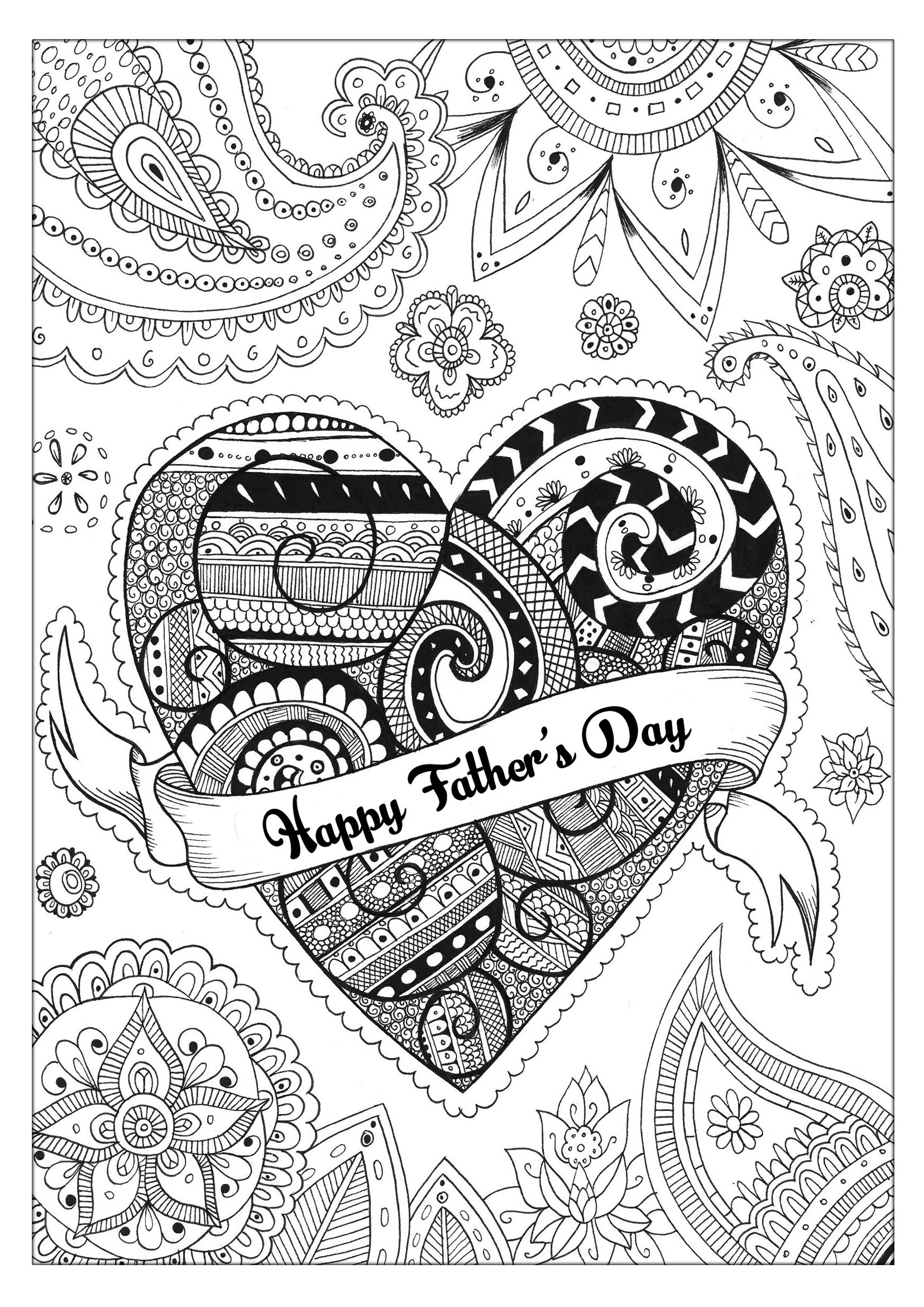 Celebrations Happy mother\u002639;s day, birthday coloring ...