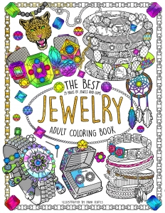coloring-book-adult-jewelry-cover free to print
