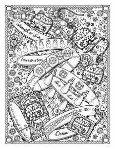 coloring-book-adult-jewelry-jewels free to print