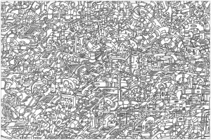 Unclassifiable Coloring Pages For Adults