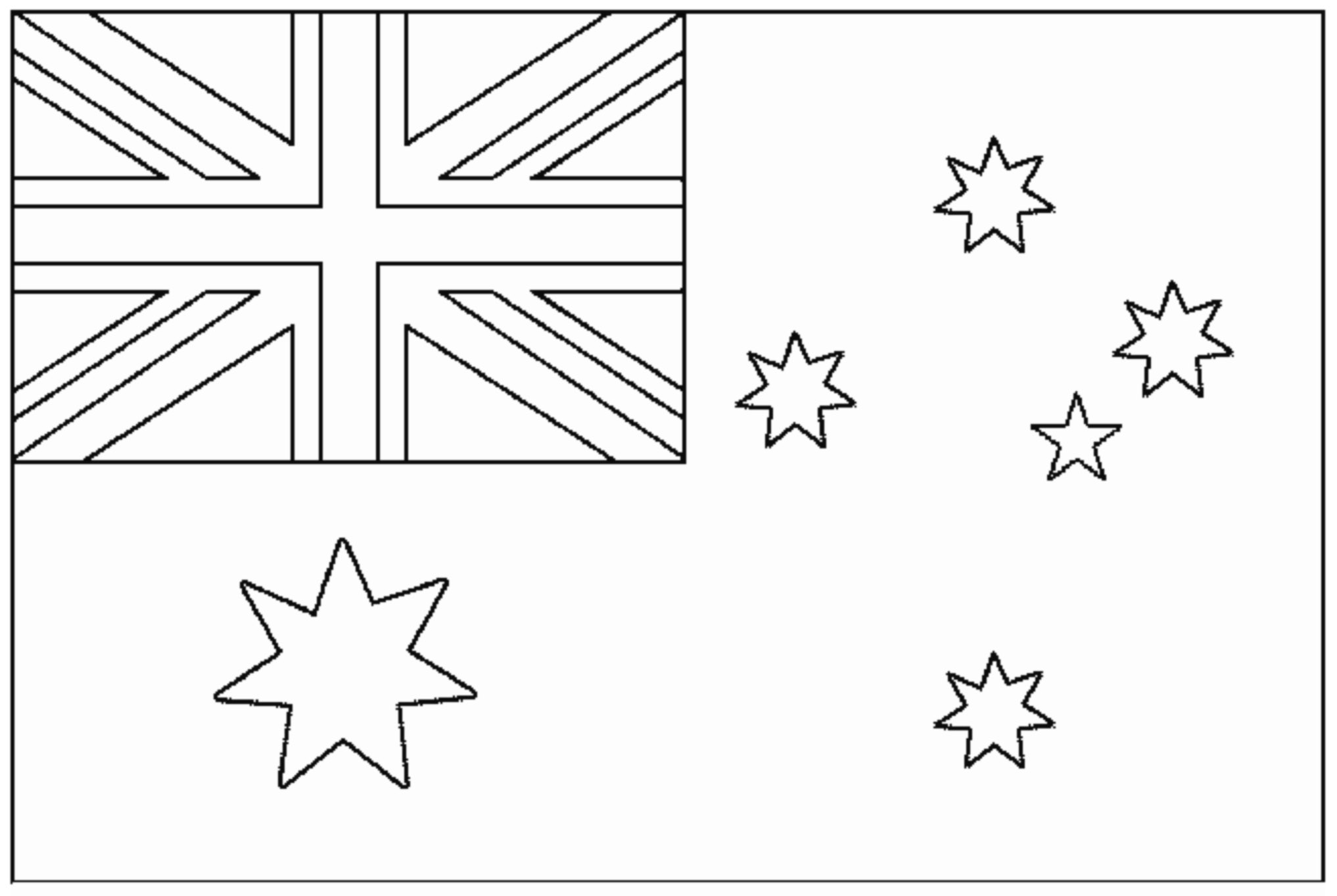 √ Mexican Flag Coloring Page For Kids | Mexican Flag Coloring Page | 1363x2034