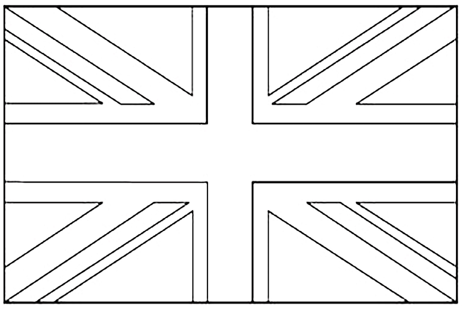 Coloring Pages Union Jack Coloring Page union jack coloring page futpal com european flag great britain az coloring