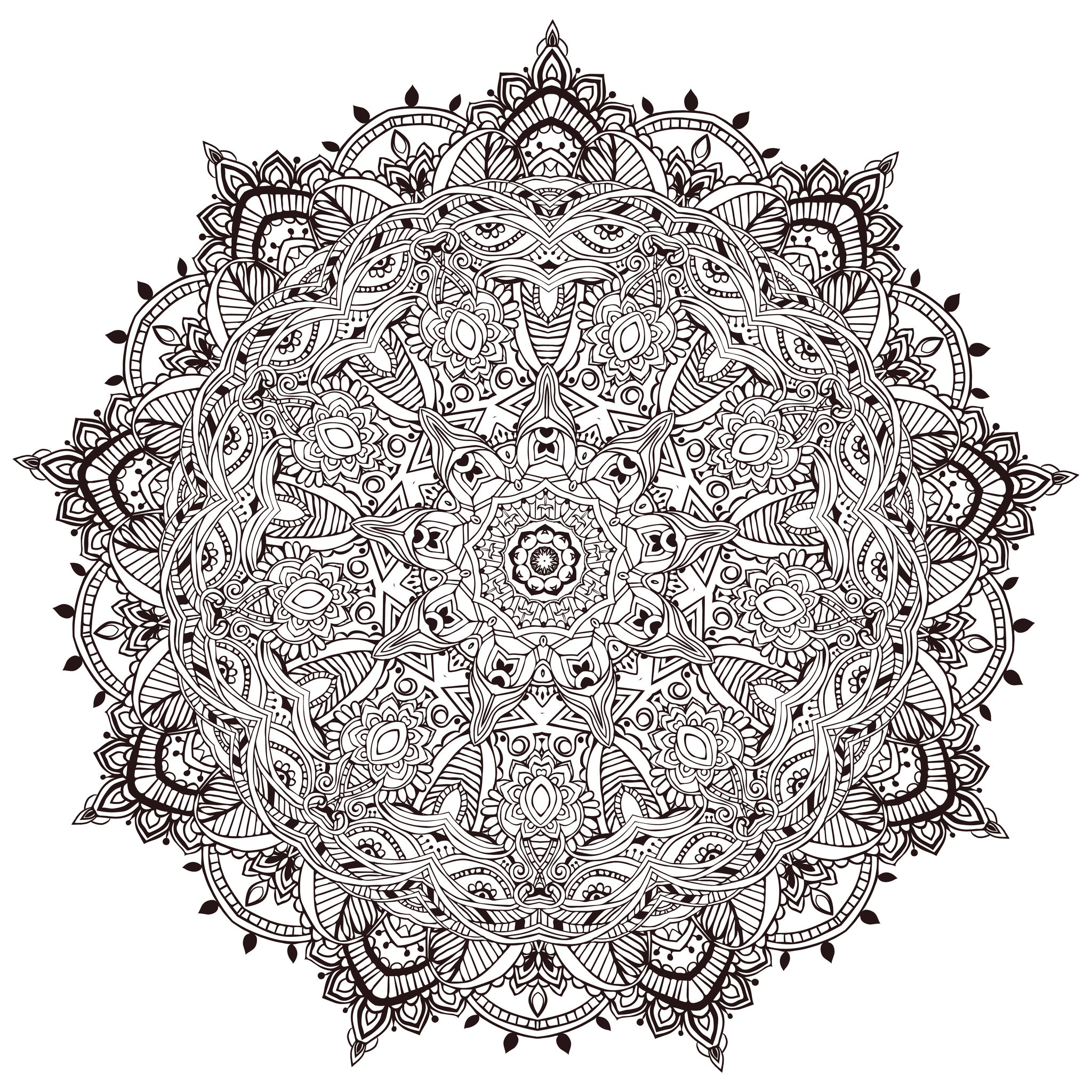 Printable coloring pages intricate - Get Free High Quality Hd Wallpapers Printable Coloring Pages Intricate Designs