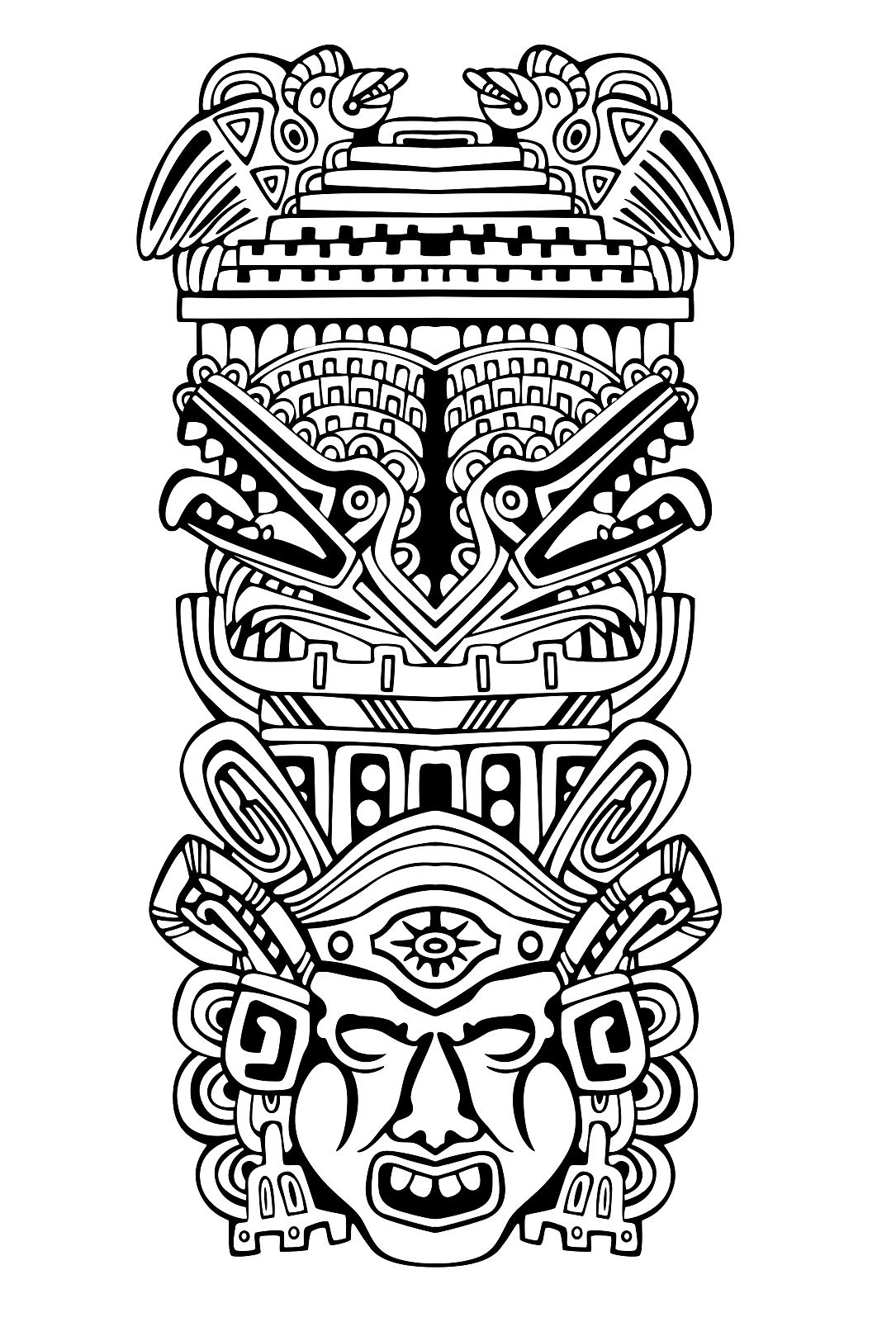 the achievement of the aztecs Olmec inventions and accomplishments by  considered the first ordered civilization in the americas and are thought to have even influenced the mayans and the aztecs.