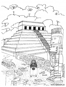 The Mayans  The Aztecs  And The Incas   WriteWork Study com The Aztecs adapted to their environment mainly by A using terracing and  irrigation to farm  B living a nomadic hunter gatherer lifestyle