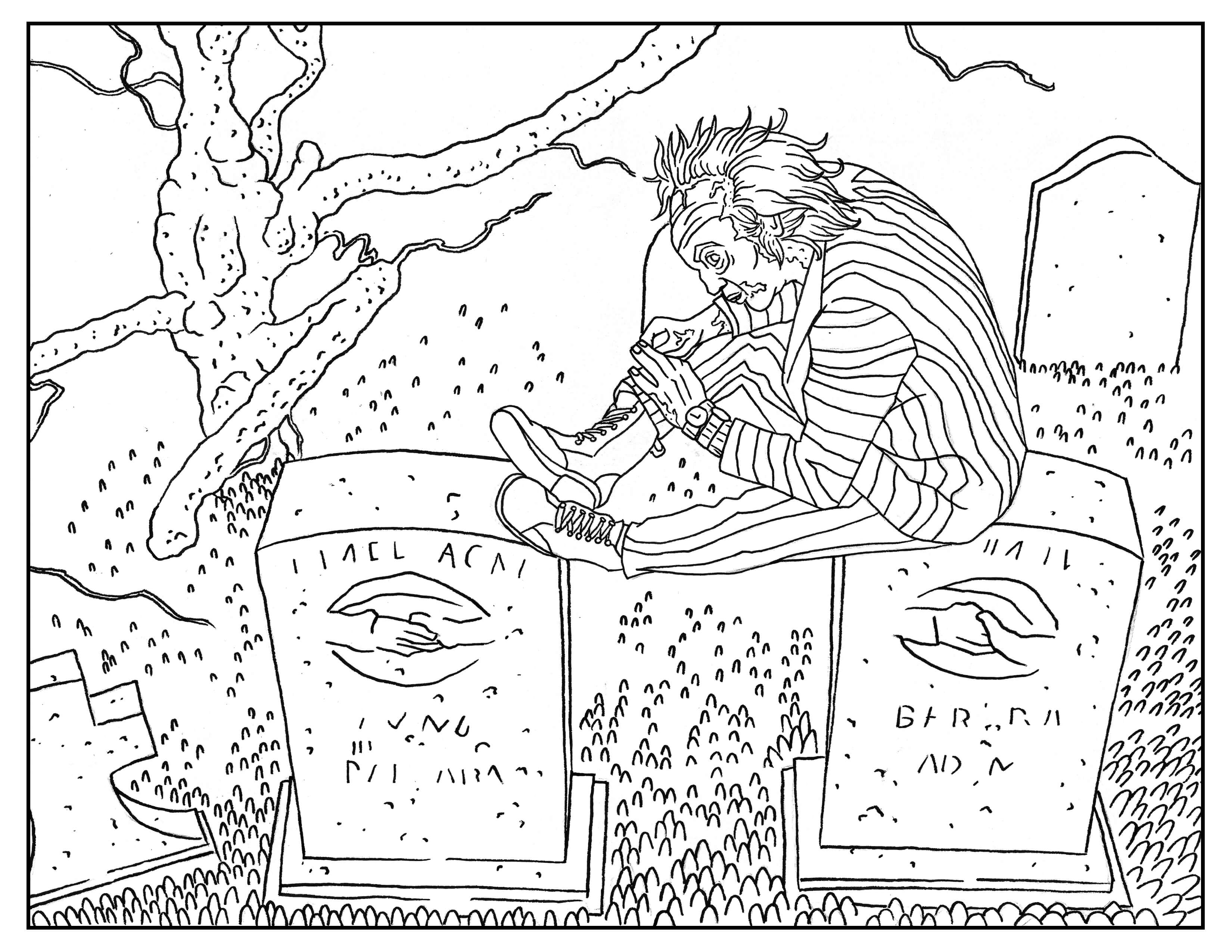 movie theme coloring pages - photo#50