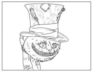 Movies - Coloring pages for adults