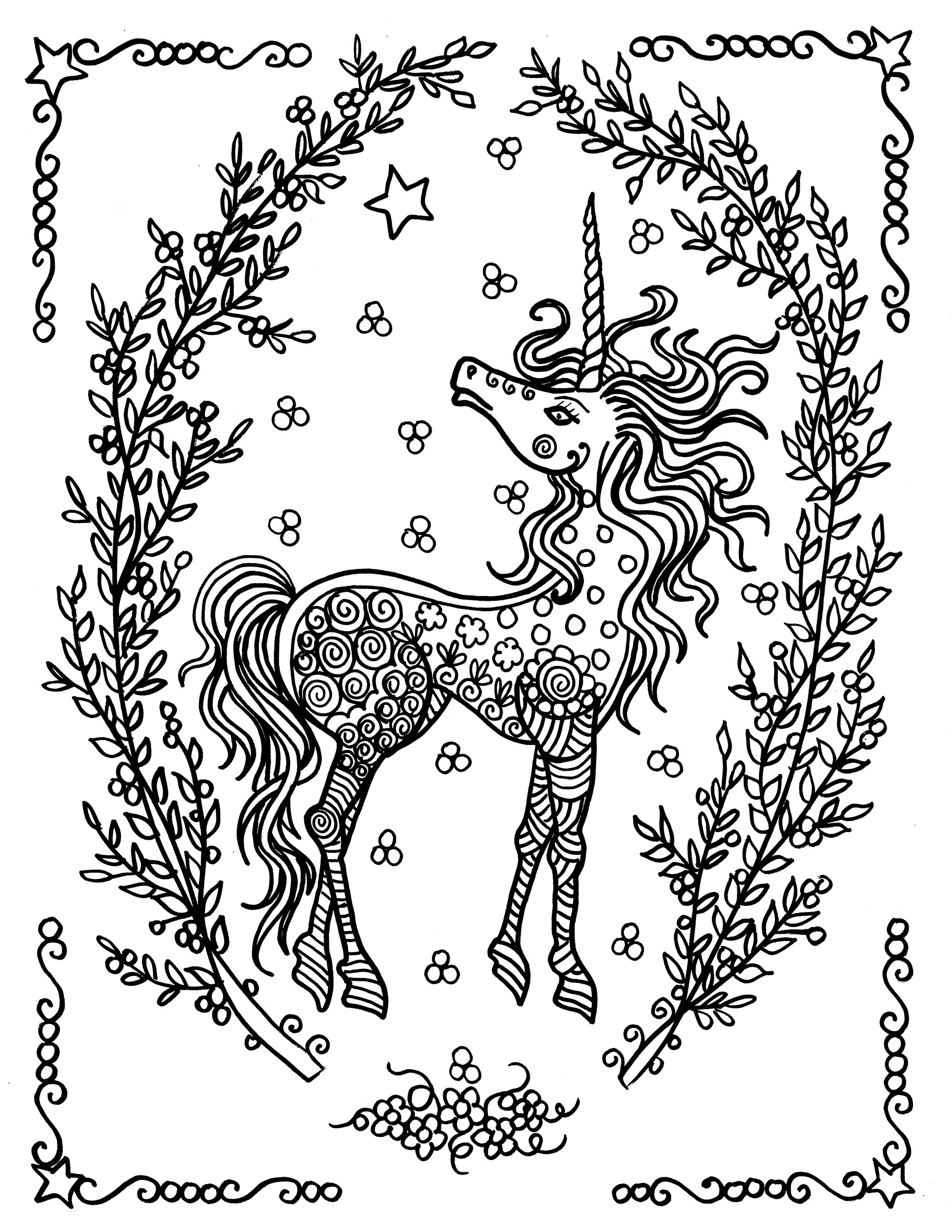 Myths amp legends Coloring pages