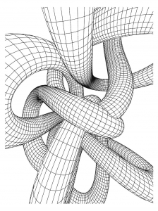 coloring-adult-tubing free to print