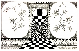 coloring-page-adults-op-art-greg-2 free to print