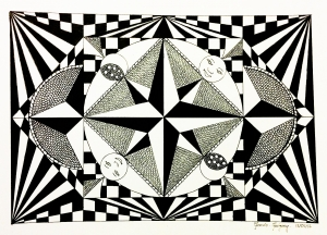 coloring-page-adults-op-art-greg free to print