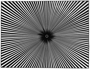 Op Art Coloring pages for adults