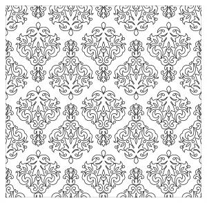 coloring-vintage-patterns-by-kostins free to print