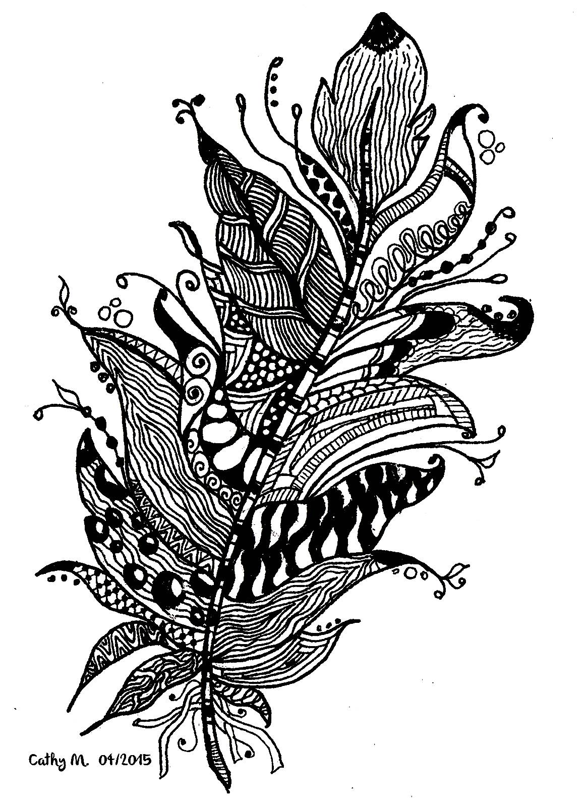 Zentangle coloring pages printable - Awesome Sundial Coloring Page Mandala With Printable Abstract Printable Zentangle Coloring Pages