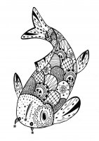 coloring-page-adults-fish-zentangle-rachel free to print