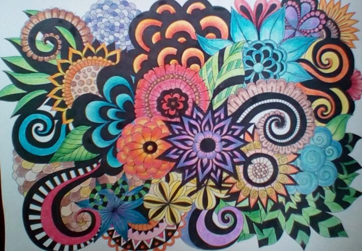 coloriage-fleurs-et-vegetation
